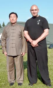 Chen Xiaowang & Kai Schlupkothen
